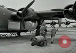 Image of B-24 Liberator bombers San Jose Island Panama, 1944, second 5 stock footage video 65675060522