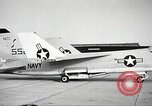 Image of F8U-2 Crusader fighter plane United States USA, 1961, second 6 stock footage video 65675060535