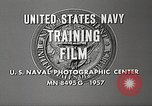 Image of F8U-2N Crusader fighter plane United States USA, 1957, second 8 stock footage video 65675060540