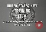Image of F8U-2N Crusader fighter plane United States USA, 1957, second 9 stock footage video 65675060540