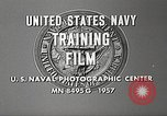 Image of F8U-2N Crusader fighter plane United States USA, 1957, second 10 stock footage video 65675060540