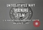 Image of F8U-2N Crusader fighter plane United States USA, 1957, second 11 stock footage video 65675060540