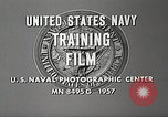 Image of F8U-2N Crusader fighter plane United States USA, 1957, second 12 stock footage video 65675060540