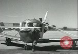Image of Flivver plane Burbank California USA, 1934, second 3 stock footage video 65675060545