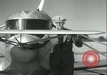 Image of Flivver plane Burbank California USA, 1934, second 6 stock footage video 65675060545