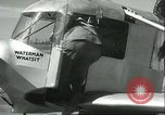 Image of Flivver plane Burbank California USA, 1934, second 9 stock footage video 65675060545