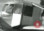 Image of Flivver plane Burbank California USA, 1934, second 10 stock footage video 65675060545