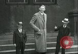 Image of Robert Wadlow Kansas City Missouri USA, 1934, second 3 stock footage video 65675060548