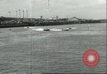 Image of outboard race New Smyrna Florida USA, 1934, second 11 stock footage video 65675060549