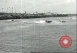 Image of outboard race New Smyrna Florida USA, 1934, second 12 stock footage video 65675060549