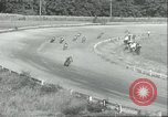 Image of motorbike race Langhorne Pennsylvania USA, 1935, second 10 stock footage video 65675060553
