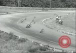 Image of motorbike race Langhorne Pennsylvania USA, 1935, second 11 stock footage video 65675060553