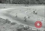 Image of motorbike race Langhorne Pennsylvania USA, 1935, second 12 stock footage video 65675060553
