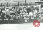 Image of college football game New York United States USA, 1935, second 8 stock footage video 65675060555