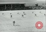 Image of college football game New York United States USA, 1935, second 12 stock footage video 65675060555