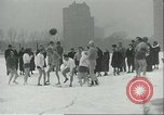 Image of ice-strewn water Chicago Illinois USA, 1935, second 3 stock footage video 65675060567
