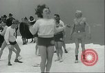 Image of ice-strewn water Chicago Illinois USA, 1935, second 6 stock footage video 65675060567