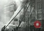 Image of Fire at Cable Piano Atlanta Georgia USA, 1936, second 10 stock footage video 65675060569