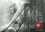 Image of Fire at Cable Piano Atlanta Georgia USA, 1936, second 11 stock footage video 65675060569