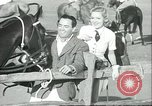 Image of screen stars Santa Monica California USA, 1936, second 12 stock footage video 65675060570