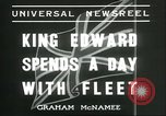 Image of King Edward VIII Portland England, 1936, second 4 stock footage video 65675060572
