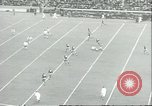 Image of college football game South Bend Indiana USA, 1936, second 12 stock footage video 65675060574