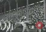 Image of college football game Corvallis Oregon USA, 1936, second 9 stock footage video 65675060576