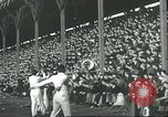Image of college football game Corvallis Oregon USA, 1936, second 11 stock footage video 65675060576