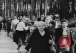 Image of Buchenwald Concentration Camp Weimar Germany, 1945, second 1 stock footage video 65675060580