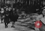 Image of Buchenwald Concentration Camp Weimar Germany, 1945, second 4 stock footage video 65675060580