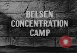 Image of Bergen-Belsen Concentration Camp Germany, 1945, second 3 stock footage video 65675060585
