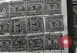 Image of counterfeit ration stamps United States USA, 1943, second 8 stock footage video 65675060589