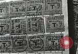 Image of counterfeit ration stamps United States USA, 1943, second 12 stock footage video 65675060589