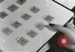 Image of counterfeit ration stamps United States USA, 1943, second 9 stock footage video 65675060590