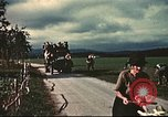 Image of US aviators who escaped Swiss internment Annecy France, 1944, second 5 stock footage video 65675060611