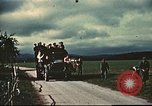Image of US aviators who escaped Swiss internment Annecy France, 1944, second 7 stock footage video 65675060611