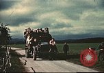 Image of US aviators who escaped Swiss internment Annecy France, 1944, second 8 stock footage video 65675060611
