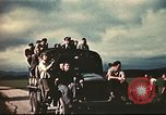 Image of US aviators who escaped Swiss internment Annecy France, 1944, second 10 stock footage video 65675060611