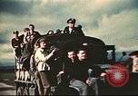 Image of US aviators who escaped Swiss internment Annecy France, 1944, second 11 stock footage video 65675060611