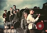 Image of US aviators who escaped Swiss internment Annecy France, 1944, second 12 stock footage video 65675060611