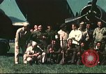 Image of Allied flyers escaped from detention in Switzerland Annecy France, 1944, second 1 stock footage video 65675060614