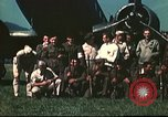 Image of Allied flyers escaped from detention in Switzerland Annecy France, 1944, second 4 stock footage video 65675060614