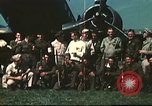 Image of Allied flyers escaped from detention in Switzerland Annecy France, 1944, second 8 stock footage video 65675060614