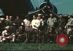 Image of Allied flyers escaped from detention in Switzerland Annecy France, 1944, second 9 stock footage video 65675060614