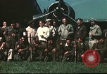 Image of Allied flyers escaped from detention in Switzerland Annecy France, 1944, second 12 stock footage video 65675060614