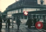 Image of Army Air Forces flyers repatriated from Swiss internment France, 1944, second 1 stock footage video 65675060615