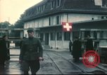 Image of Army Air Forces flyers repatriated from Swiss internment France, 1944, second 6 stock footage video 65675060615