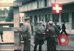 Image of Army Air Forces flyers repatriated from Swiss internment France, 1944, second 7 stock footage video 65675060615