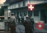 Image of Army Air Forces flyers repatriated from Swiss internment France, 1944, second 9 stock footage video 65675060615