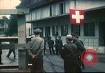 Image of Army Air Forces flyers repatriated from Swiss internment France, 1944, second 10 stock footage video 65675060615